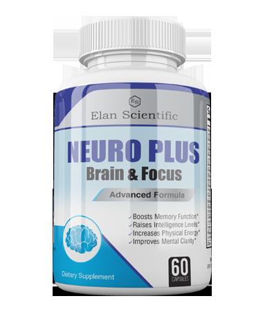 Elan Scientific Neuro Plus Risk Free Bottle