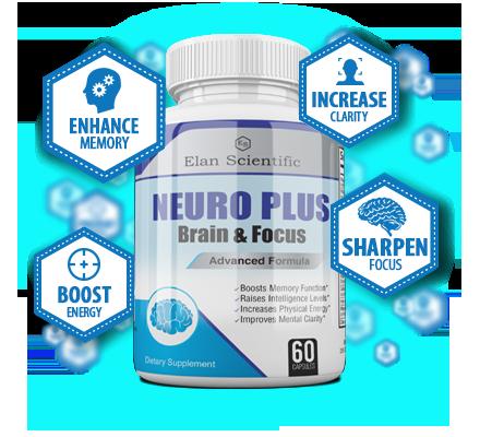 Elan Scientific Neuro Plus Bottle Plus