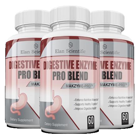 Elan Scientific Digestive Enzyme Pro Main Bottle