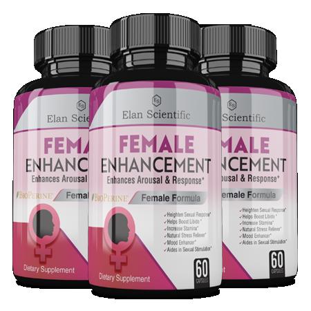 Elan Scientific Female Enhancement Main Bottle