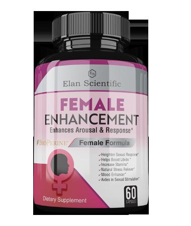 Elan Scientific Female enhancement Risk Free Bottle