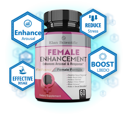 Elan Scientific Female enhancement Bottle Plus