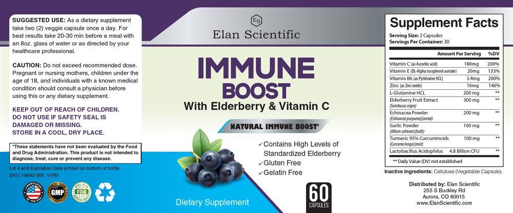 Elan Scientific Dietary Supplement